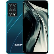 Cubot X30 256GB zöld - Mobiltelefon