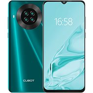 Cubot Note 20 zöld - Mobiltelefon