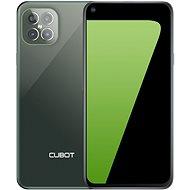 Cubot C30 zöld - Mobiltelefon