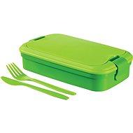 CURVER Snack box LUNCH & GO doboz, zöld - Uzsonnás doboz