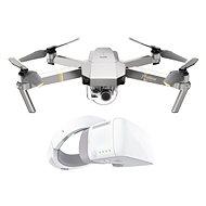 DJI Mavic Pro Fly More Combo Platinum + DJI Goggles - Smart drón