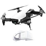 DJI Mavic Air Onyx Alpine White + DJI Goggles - Smart drón