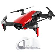 DJI Mavic Air Fly More Combo Flame Red + DJI Goggles - Smart drón