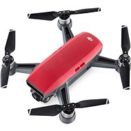 DJI Spark Fly More Combo - Lava Red - Smart drón