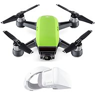 DJI Spark Fly More Combo (Zöld) + DJI Goggles - Smart drón