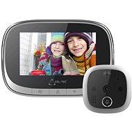 Digitális WiFi ajtó kukucskáló CEL-TEC DK500 Tuya - Videótelefon