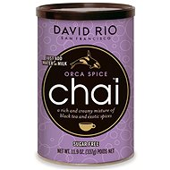 David Rio Chai Orca Spice CUKORMENTES 337 g - Ízesítő keverék