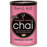 David Rio Chai Flamingo Vanilla CUKORMENTES, KOFFEINMENTES 337 g - Ízesítő keverék