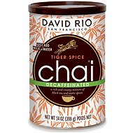 David Rio Chai Tiger Spice Decaff KOFFEINMENTES 398 g - Ízesítő keverék