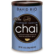 David Rio Chai Elephant Vanilla 398 g - Ízesítő keverék