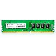ADATA 4GB DDR4 2400MHz CL17 - Rendszermemória