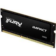 Kingston FURY SO-DIMM 8GB DDR3L 1600MHz CL9 Impact - Rendszermemória