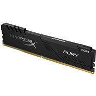 HyperX 16GB DDR4 2666MHz CL16 FURY Black - Rendszermemória