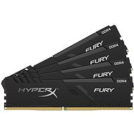 HyperX 32GB KIT DDR4 3600MHz CL17 FURY Black Series - Rendszermemória