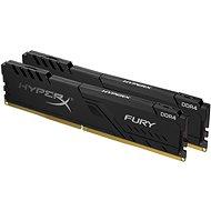HyperX 32GB KIT DDR4 3600MHz CL18 FURY Black - Rendszermemória