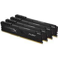 Rendszermemória HyperX 64 GB-os KIT DDR4 3200MHz CL16 FURY Black