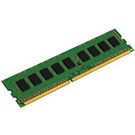 Kingston 4 GB DDR3 1600 MHz-es CL11 - Rendszermemória