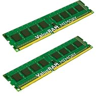 Kingston 8GB KIT DDR3 1600MHz CL11 - Rendszermemória
