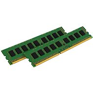 Kingston 16GB KIT DDR3 1600MHz CL11 - Rendszermemória