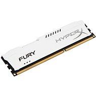HyperX 16GB DDR4 3200MHz CL18 Fury White Series - Rendszermemória