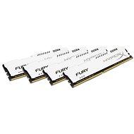 HyperX 32GB KIT DDR4 2666MHz CL16 Fury fehér sorozat - Rendszermemória