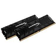 HyperX 16GB KIT DDR4 3333MHz CL16 Predator sorozat - Rendszermemória