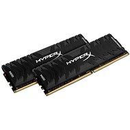 HyperX 32GB KIT DDR4 3000MHz CL15 Predator sorozat - Rendszermemória