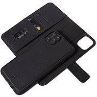 Decoded Leather Wallet iPhone 11 Pro Max, fekete - Mobiltelefon hátlap