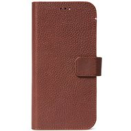 Decoded Wallet Brown iPhone 12/iPhone 12 Pro - Mobiltelefon hátlap