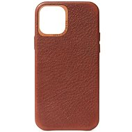 Decoded Backcover Brown iPhone 12 Pro Max - Mobiltelefon hátlap