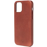 Decoded BackCover Brown iPhone 12 Pro Max - Mobiltelefon tok
