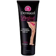DERMACOL Perfect Body smink - karamell 100 ml - Testsmink