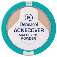 DERMACOL ACNEcover Mattifying Powder No.03 Sand (11 g) - Púder