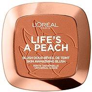 ĽORÉAL PARIS Wake Up & Glow Life's a Peach 9 g - Arcpirosító