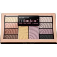 MAYBELLINE New York Total Temptation Shadow & Highlight Palette (12 g) - Szemfesték paletta