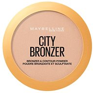 MAYBELLINE NEW YORK City Bronzer bronzosító és kontúrozó púder 250 Medium Warm 8 g - Bronzosító