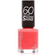 RIMMEL LONDON 60 Seconds Shine Nail Polish 405 Rose Libertine 8 ml