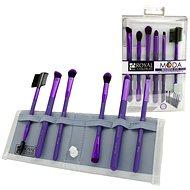 Moda® Beautiful Eyes Purple Brush Kit 7 db - Smink ecset készlet