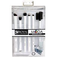 Moda® Beautiful Eyes White Brush Kit 7 db