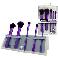 Moda® Perfect Mineral Purple Brush Kit 6 db - Smink ecset készlet