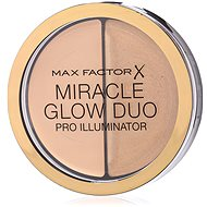 MAX FACTOR Miracle Glow Duo Pro Illuminator 10 Light 11 g