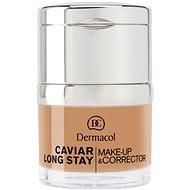 DERMACOL Caviar Long Stay Make-Up & Corrector No.5 Cappuccino 30 ml - Alapozó