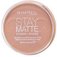 RIMMEL LONDON Stay Matte 006 Warm Beige 14 g - Púder