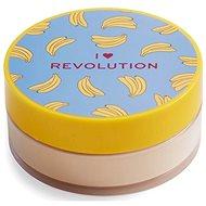 I HEART REVOLUTION Loose Baking Powder Banana 22 g - Púder