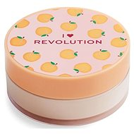 I HEART REVOLUTION Loose Baking Powder Peach 22 g - Púder
