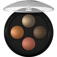 LAVERA Illuminating Eyeshadow Quattro Indian Dream 03 2 g - Szemhéjfesték