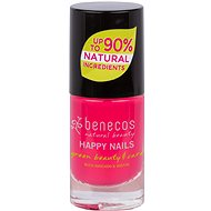 BENECOS Happy Nails Green Beauty & Care Oh Lala! 5 ml - Körömlakk