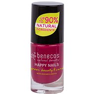 BENECOS Happy Nails Green Beauty & Care Wild Orchid 5 ml - Körömlakk