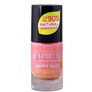 BENECOS Happy Nails Green Beauty & Care Bubble Gum 5 ml - Körömlakk