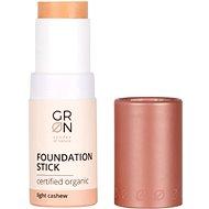 GRoN BIO Foundation Stick Light Cashew 6 g - Alapozó
